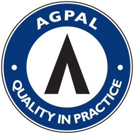 Local Medical Practice receives the mark of quality as an accredited practice