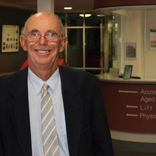 Dr Peter Atkinson